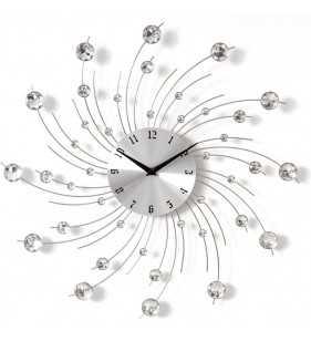 Nowoczesny zegar ścienny Nextgeneration DIAMOND 907 sc