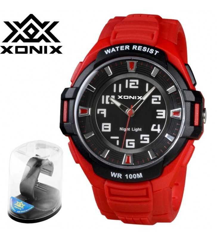 Sportowy Zegarek męski XONIX QO-004WR 100M, Xonix, Zegarki męskie,
