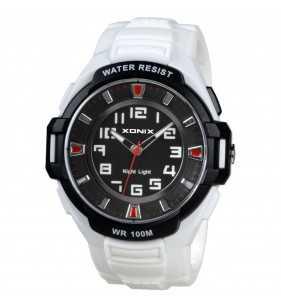 Sportowy Zegarek męski XONIX QO-001 WR 100M, Xonix, Zegarki męskie,