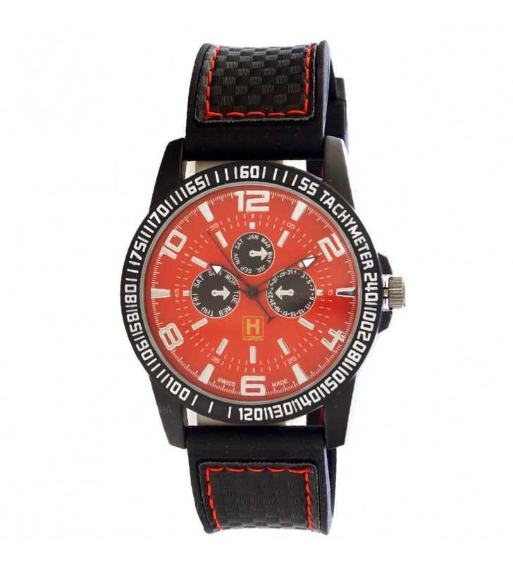 arek męski Hardy Time HM01 czerwony