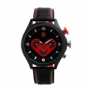 Zegarek męski Hardy Time HM02 czerwony
