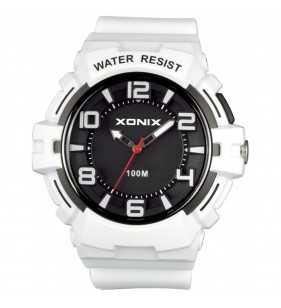 Sportowy Zegarek męski XONIX UD-01 WR 100M, Xonix, Zegarki męskie,