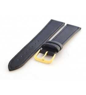 18-20 mm Pasek skórzany do zegarka gładki CONDOR 340.01