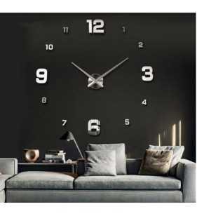 Nowoczesny zegar ścienny DIY 12S005