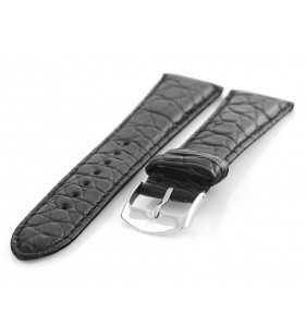 Pasek do zegarka skórzany ORYGINALNY  aligator Horido 005