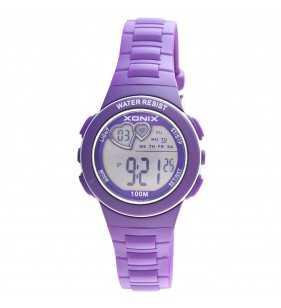 Zegarek dziecięcy  Xonix KM-06 WR 100m Zegarki dziecięce dla chłopca i dla dzieczynki, zegarek na prezent
