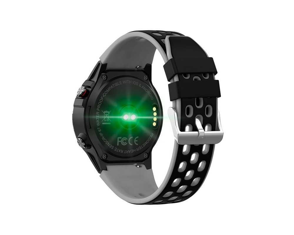 Smartwatch zegarek męski Pacific 12 czarny