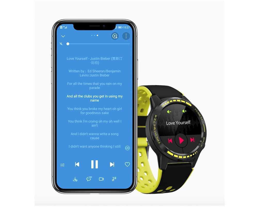 Smartwatch zegarek męski Pacific 12 funkcje