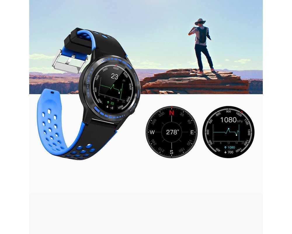 Smartwatch zegarek męski Pacific 12