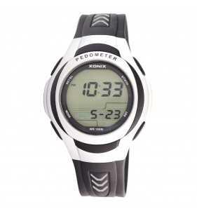Zegarek sportowy z KROKOMIERZEM  Xonix GQP-04 WR 100m