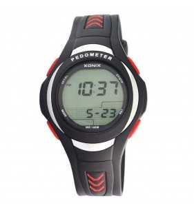 Zegarek sportowy z KROKOMIERZEM  Xonix GQP-05 WR 100m