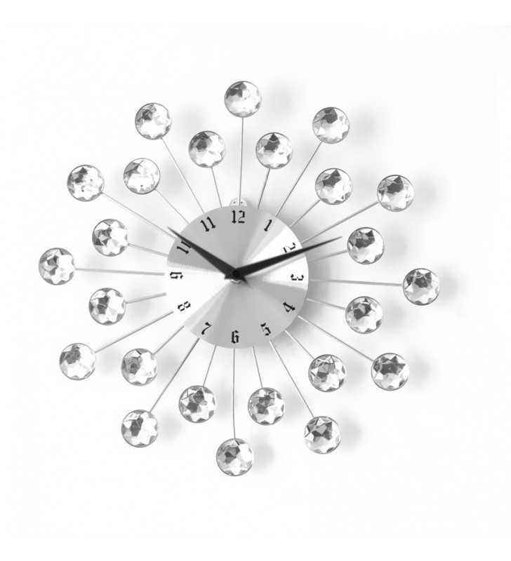Nowoczesny zegar ścienny Nextgeneration DIAMOND 914