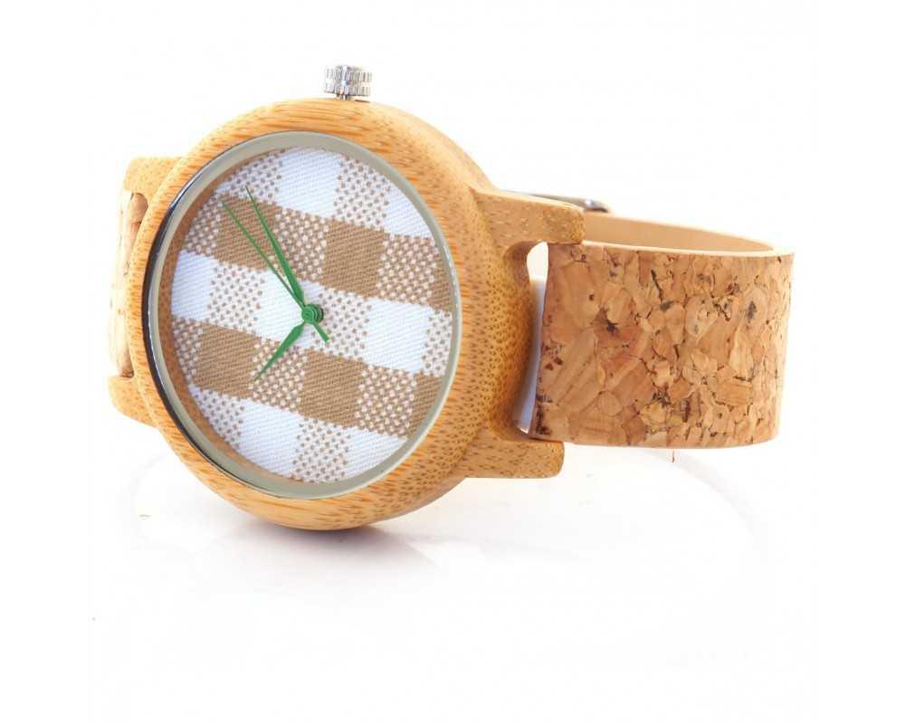 Drewniany zegarek BOBO BIRD