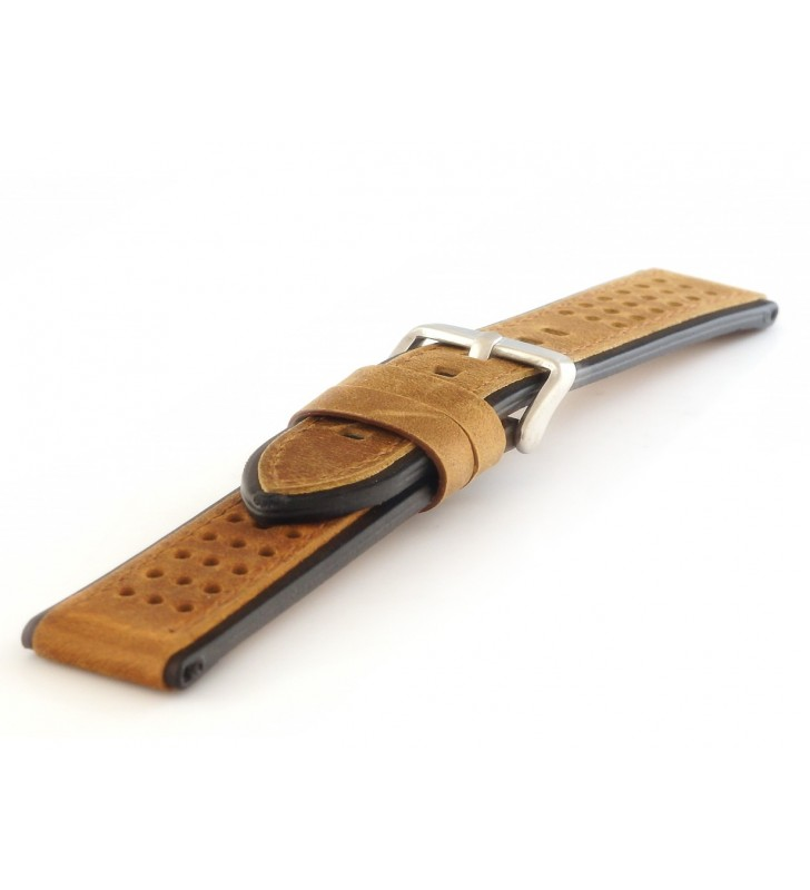 Pasek do zegarka 20-24 mm Skórzany PACIFIC W80.03.01Z