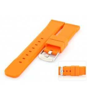Kauczukowy pasek do zegarka gruby, biały, czarny, czerwony, niebieski, pomarańczowy, brązowy