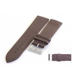 Pasek skórzany do zegarka HORIDO 4523.02 brązowy
