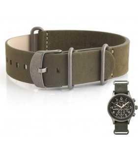 20 mm Oryginalny pasek do zegarka TIMEX TW4B04100 NATO