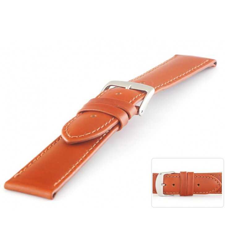 Pasek skórzany do zegarka  klasyczny HORIDO 078.03